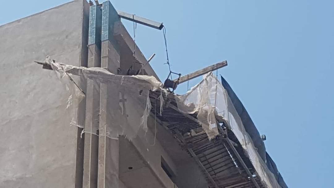 Pedreiro morre em acidente em construção em Manhuaçu