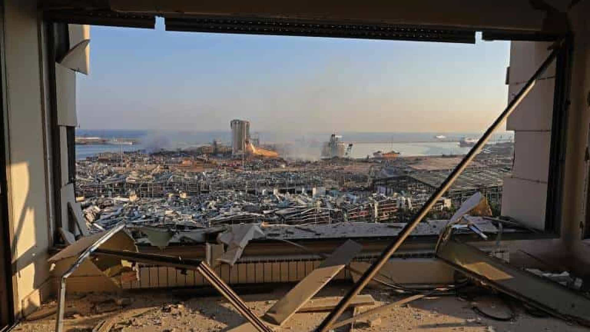 Leilão com chefs renomados apoia vítimas de explosão em Beirute