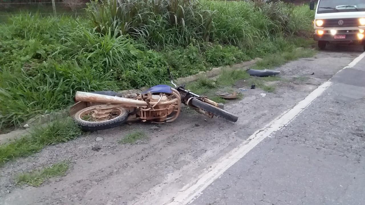Duas pessoas morrem em grave acidente próximo a Martins Soares