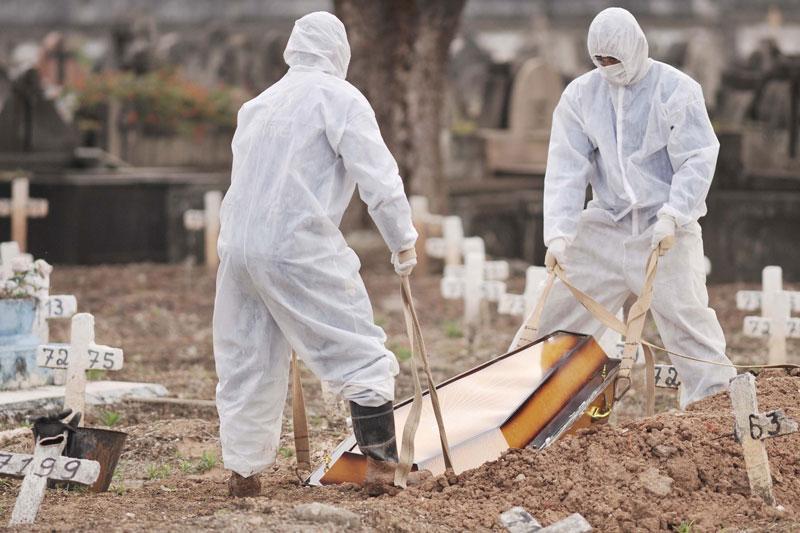 Cenário da pandemia deve piorar antes de melhorar, alerta OMS