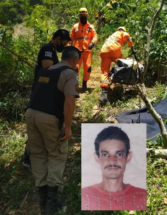Corpo de homem de 43 anos é encontrado em cisterna
