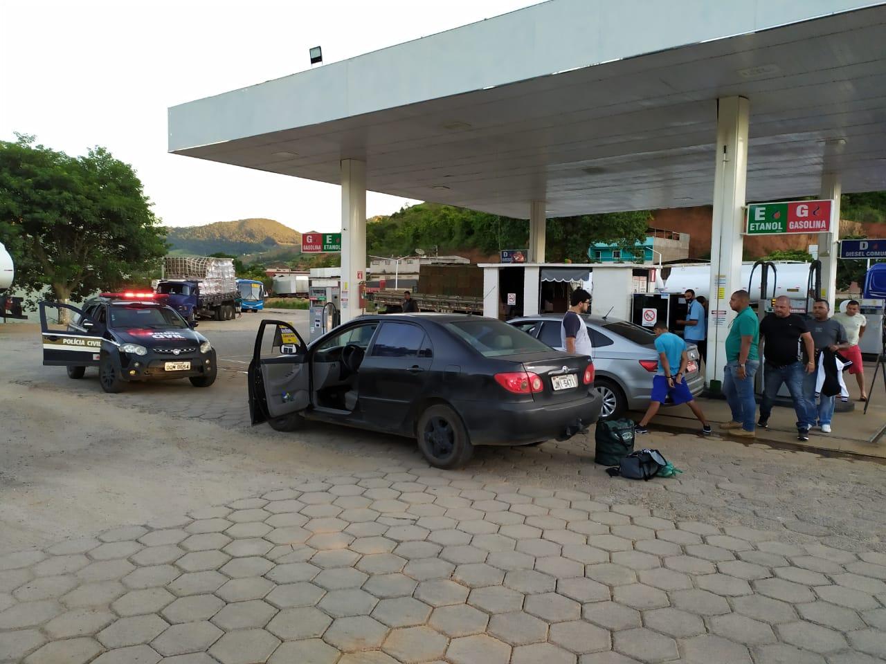 Polícia Civil prende foragido da justiça por homicídio
