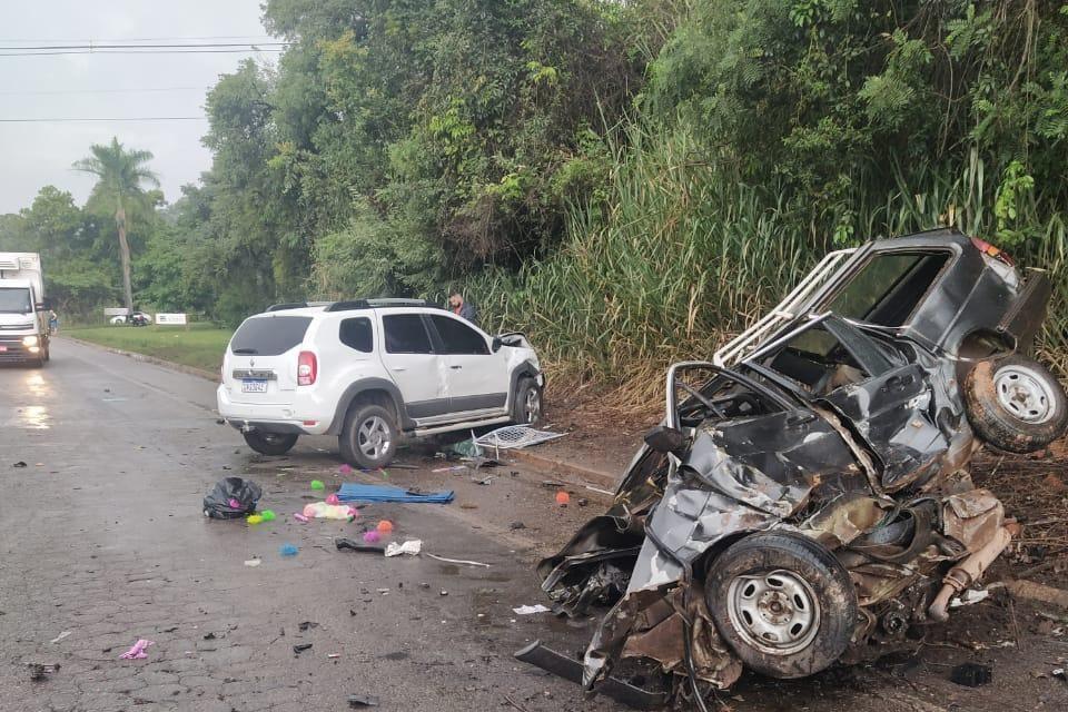 Motorista embriagado provoca batida e deixa cinco mortos