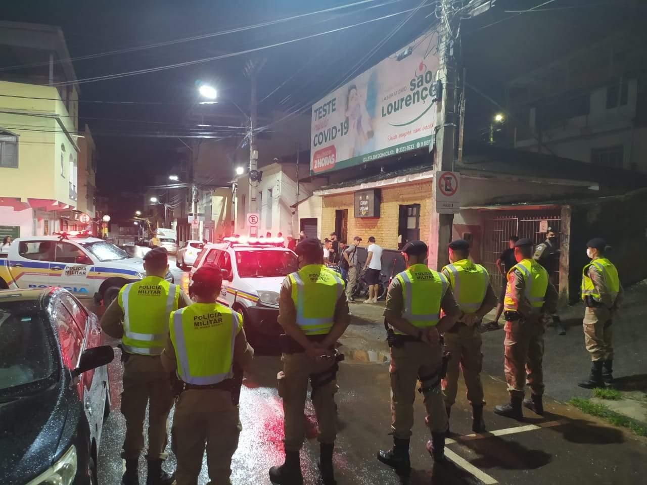 Polícia Militar realiza operação Carnaval para evitar aglomerações