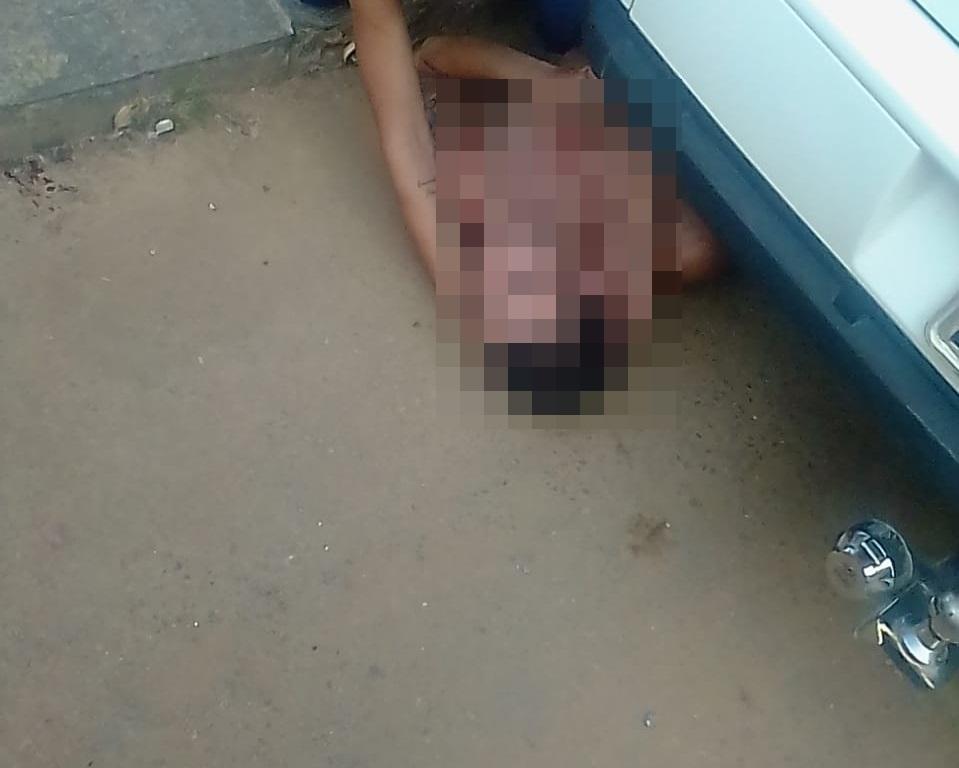 Rapaz é assassinado a tiros no bairro Santa Luzia, em Manhuaçu