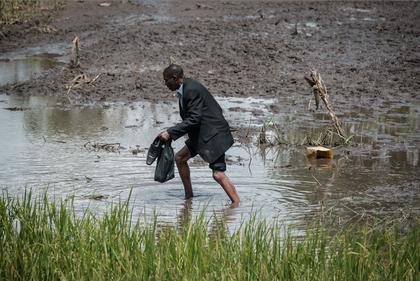 Surto de cólera atinge região mais populosa de Moçambique