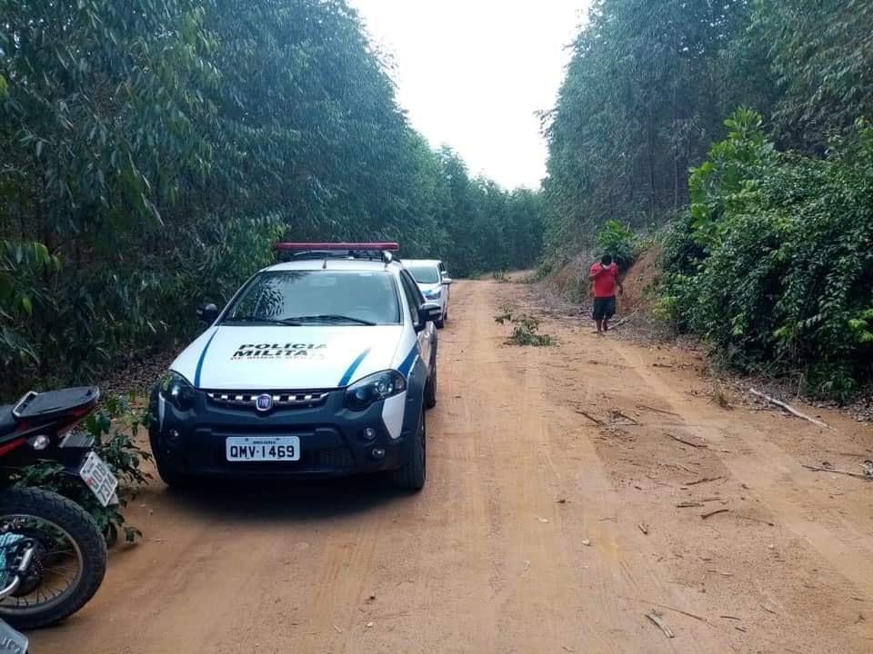 Corpo da enfermeira sequestrada é encontrado em plantação de eucalipto