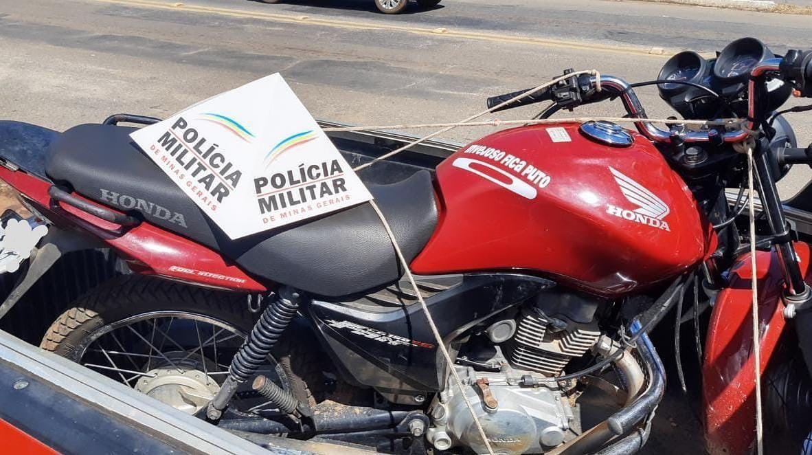 PM prende autor e recupera veículo furtado
