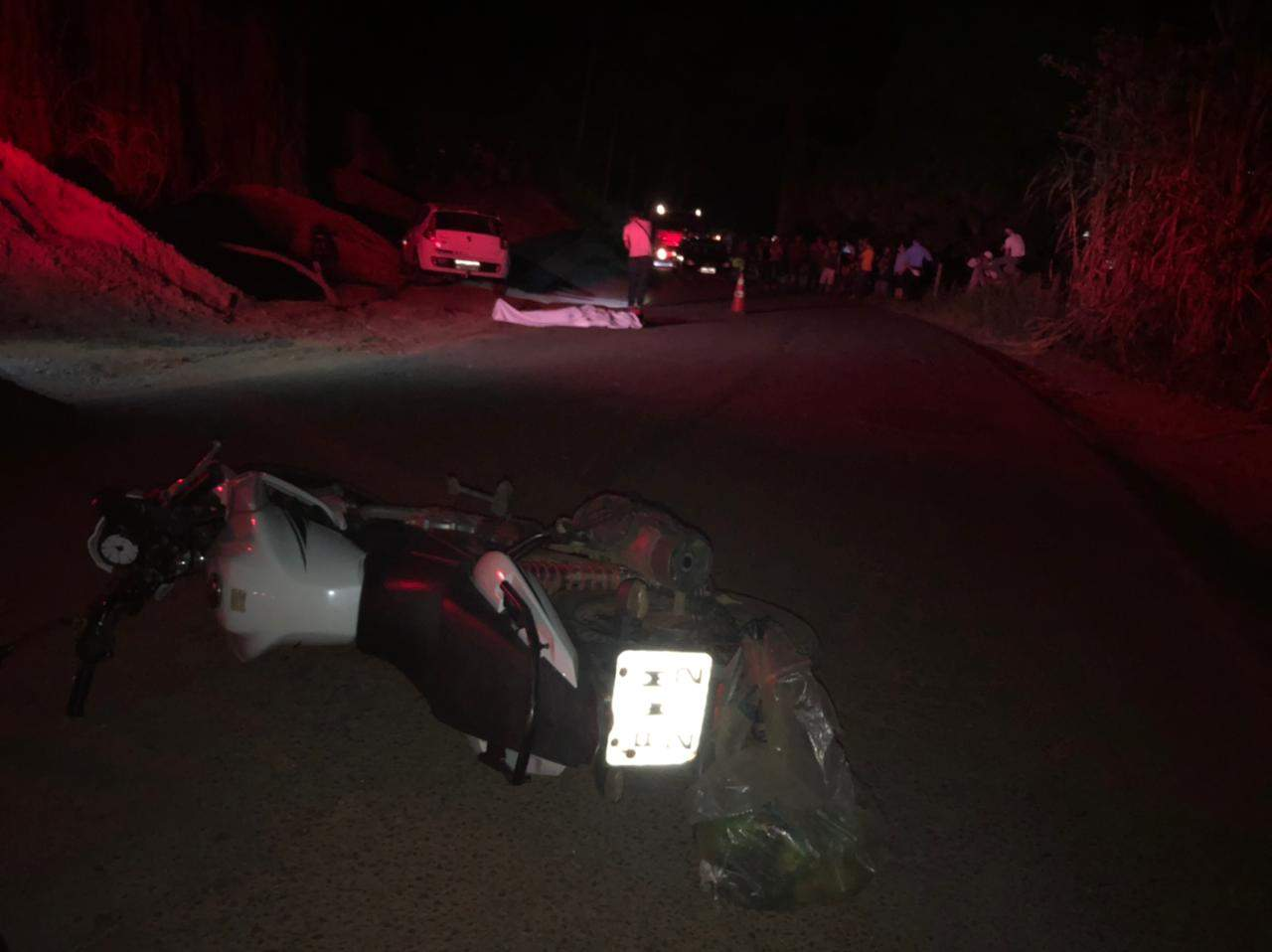 Motociclista morre ao se envolver em acidente na Vila Formosa