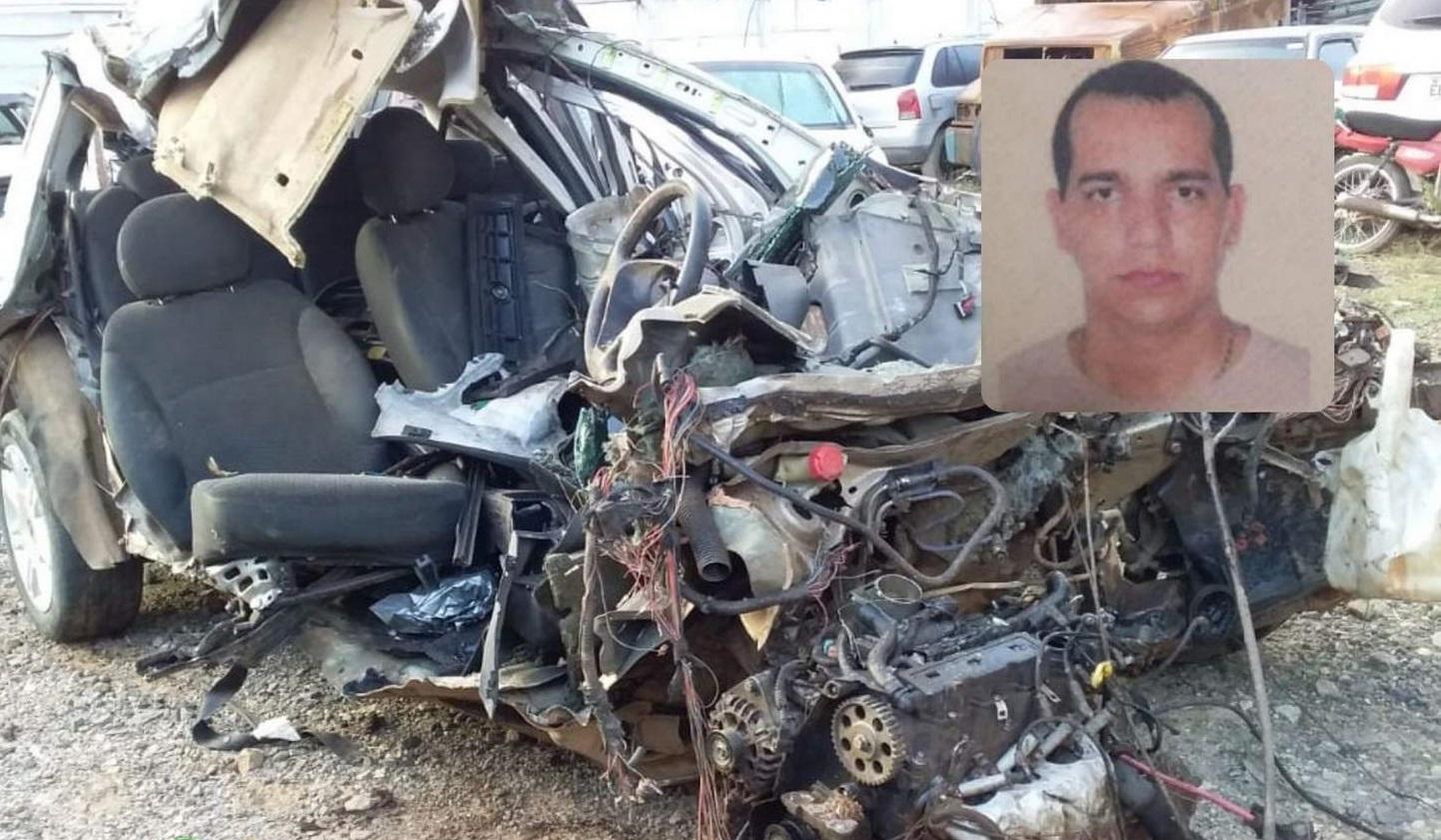 Motorista morre em grave acidente na BR-116 em São Pedro do Avaí