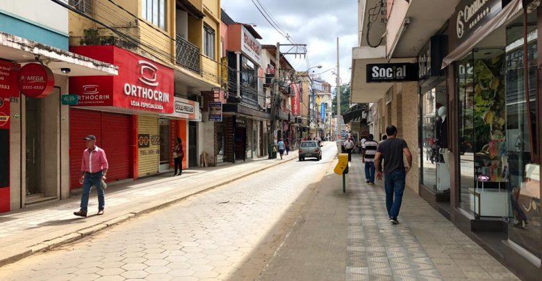 Novo decreto permite reabertura do comércio em Manhuaçu a partir da próxima segunda (05)