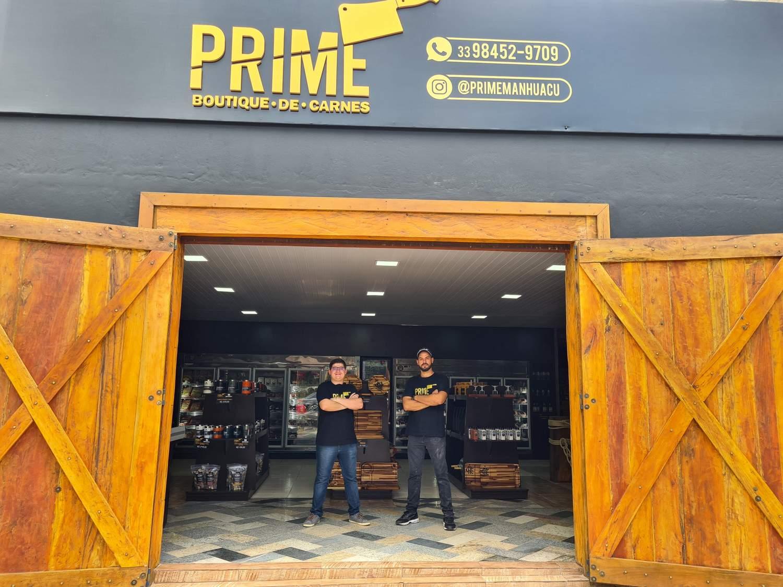Prime Boutique de Carnes é inaugurada em Manhuaçu