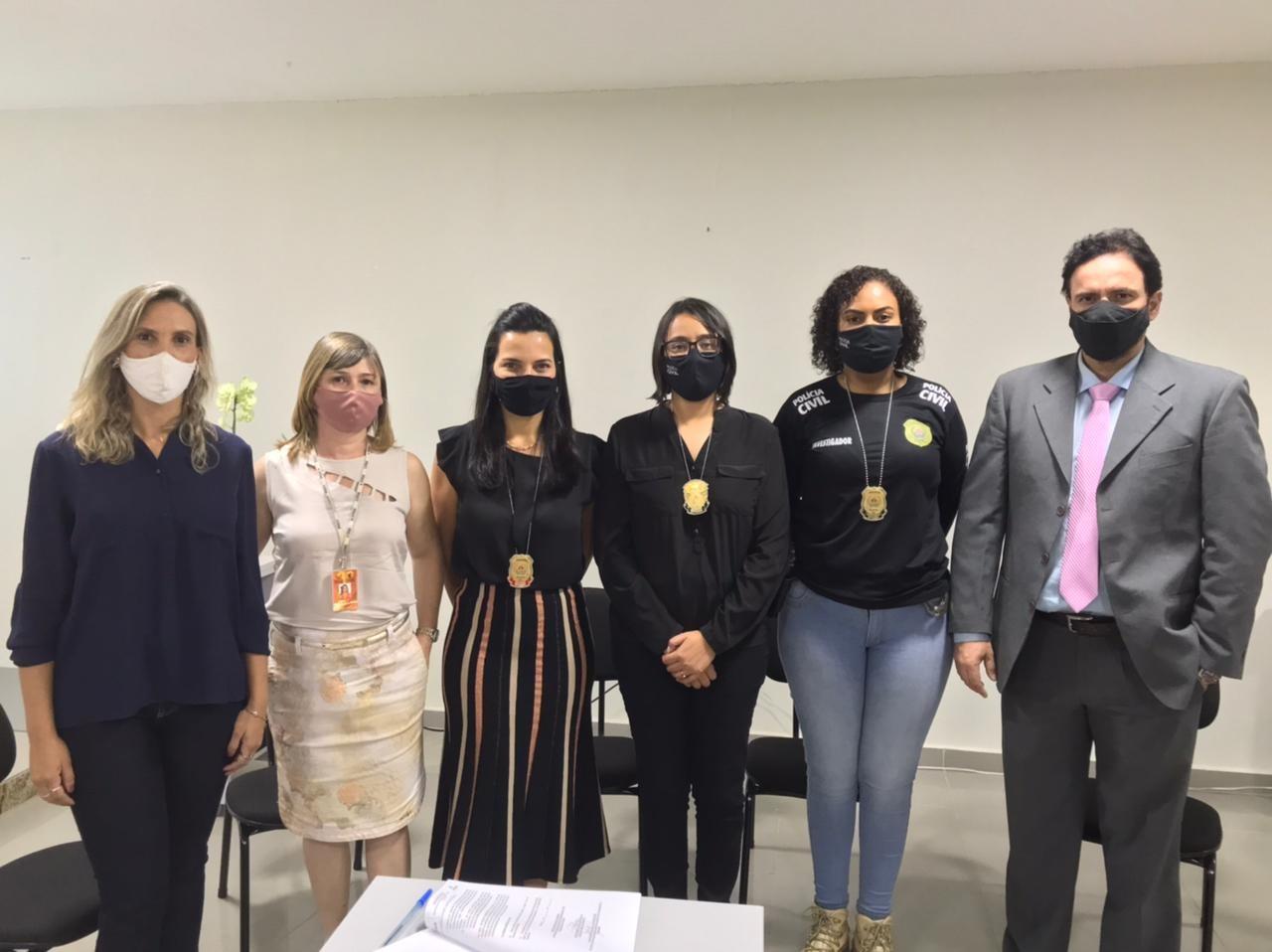 Projeto Elzas é lançado pela Polícia Civil em Manhuaçu