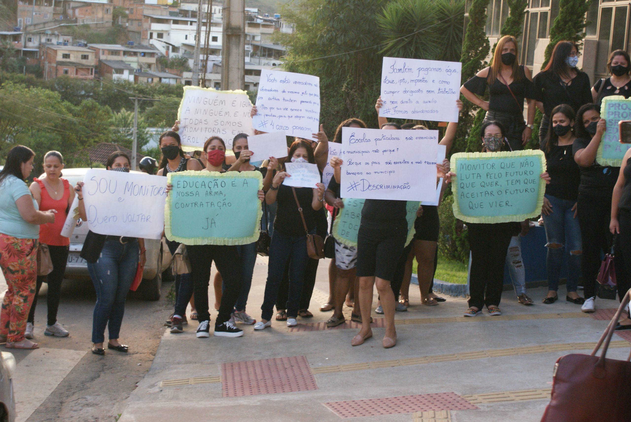 Lei aprovada na Câmara Municipal de Manhuaçu não está sendo cumprida