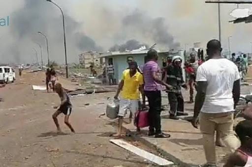 Explosões deixam 98 mortos na Guiné Equatorial