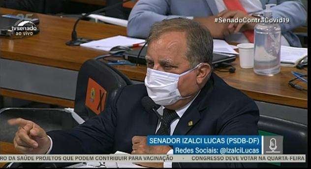 ASSISTA AO VIVO: Senado abre CPI da Covid