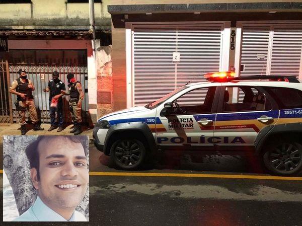Advogado é morto a tiros em Caratinga; mulher foi presa e confessou participação