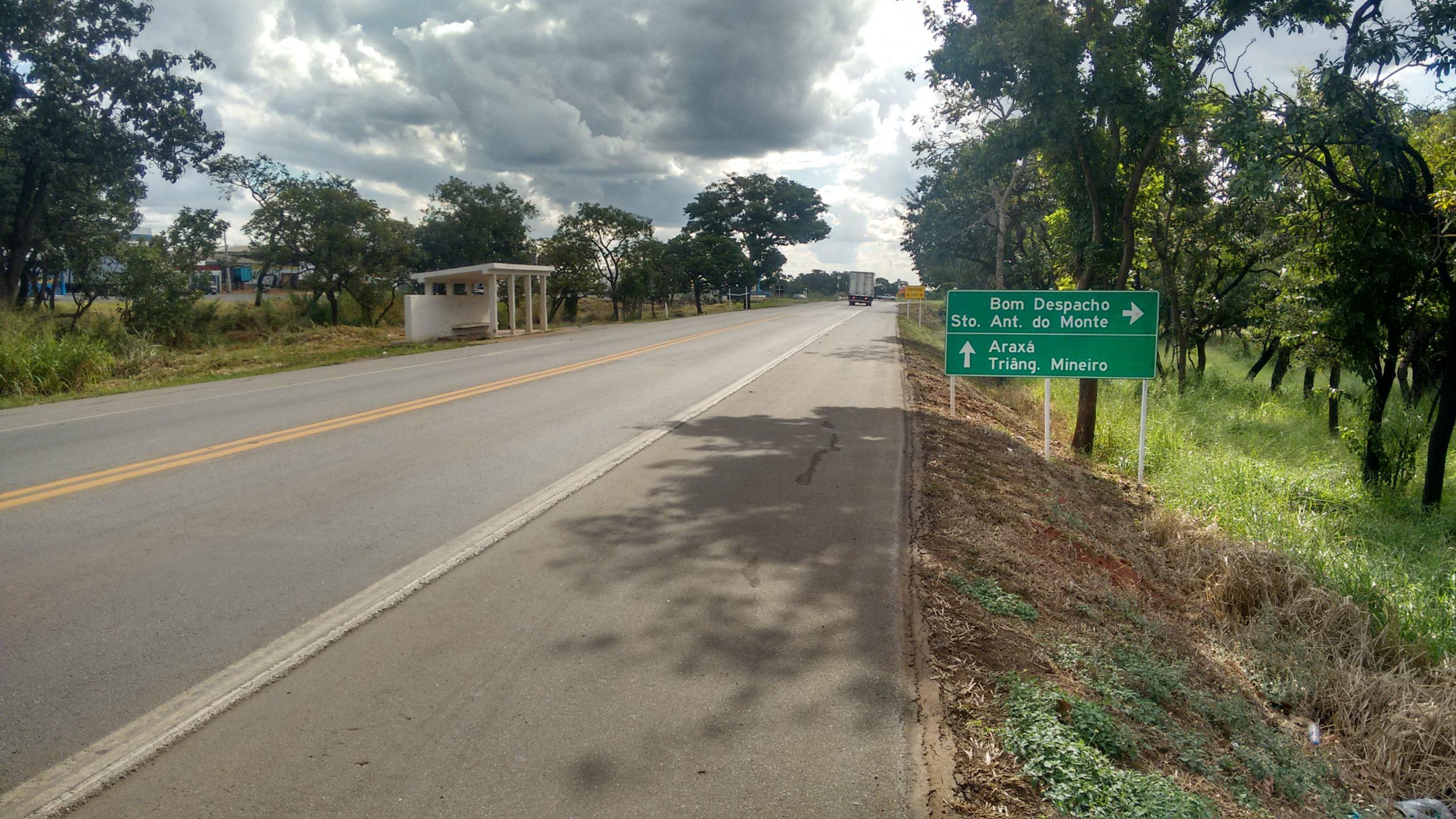Governo Bolsonaro prioriza a concessão da BR-262