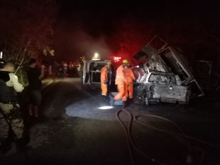 Cinco pessoas morrem em acidente na MG-060; motorista não tinha habilitação