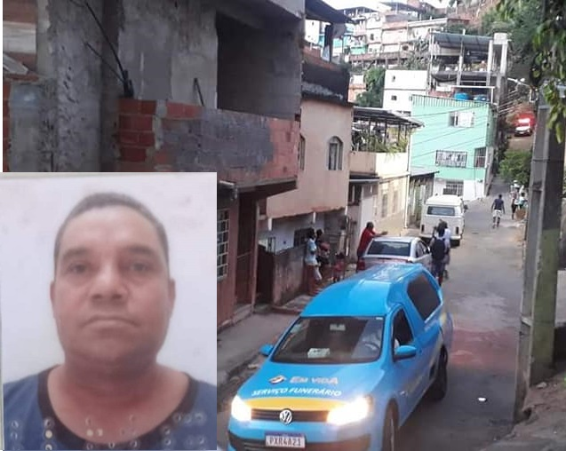 Homem é morto a tiros no bairro São Vicente em Manhuaçu