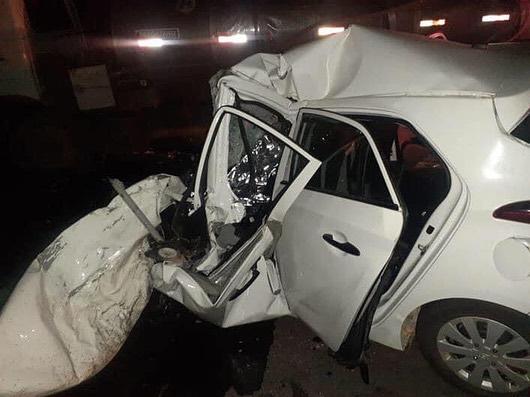 Homem morre em grave acidente na BR-356