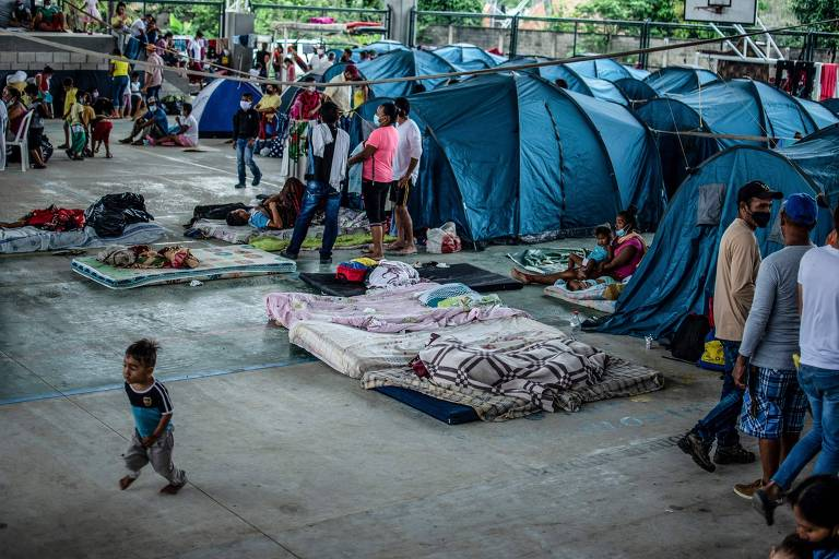 ONG aponta abusos contra população fronteiriça na Venezuela