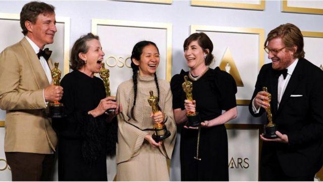 Todos os vencedores do Oscar de 2021