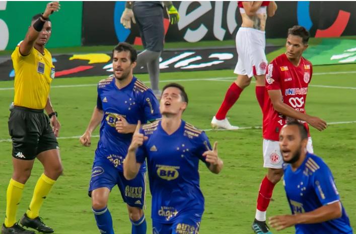 Cruzeiro bate América-RN e se classifica à terceira fase da Copa do Brasil