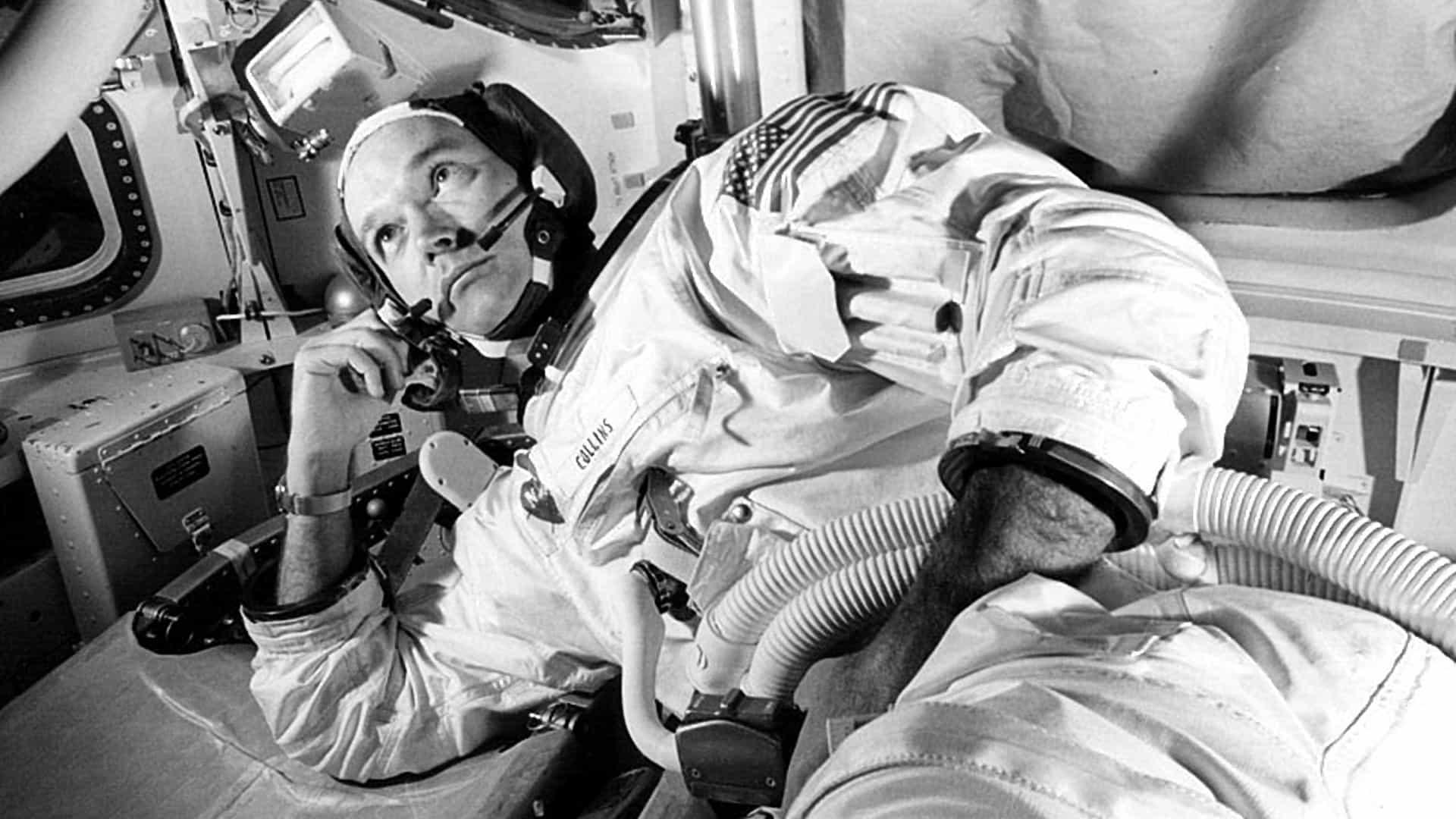 Astronauta Michael Collins, piloto da missão lunar Apollo 11, morre aos 90 anos