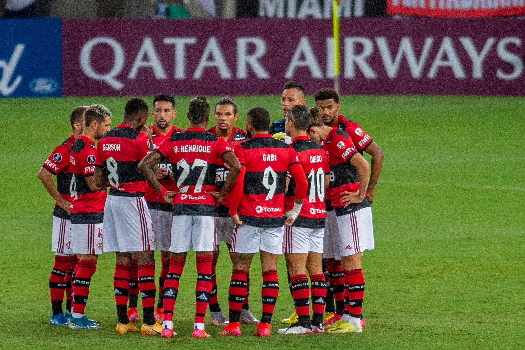 Libertadores: Flamengo enfrenta LDU na altitude de Quito