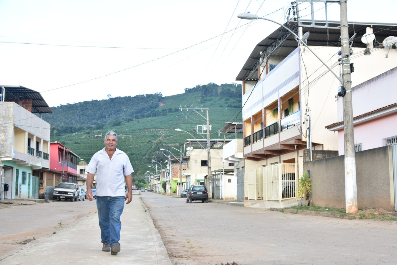 Vereador Jorge do ibéria indica construção de novo cemitério público em Manhuaçu