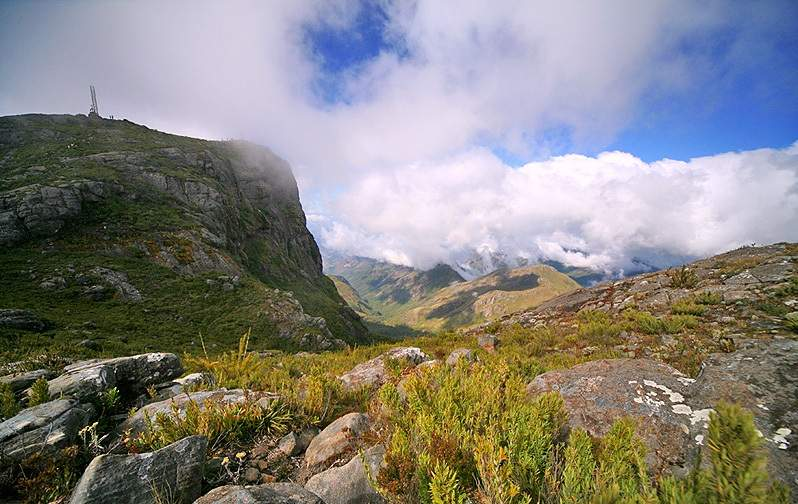 60 anos do Parque do Caparaó: Pico da Bandeira reabre para visitação dos turistas