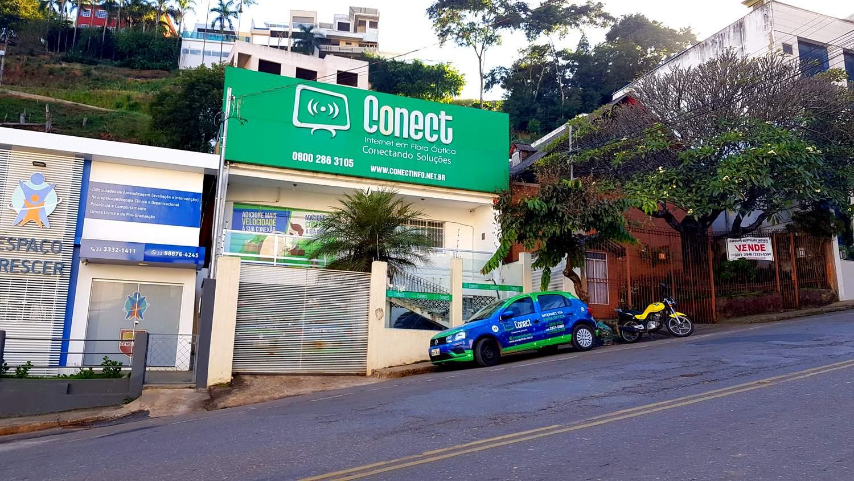 Conect Internet investe em tecnologia com foco no cliente em Manhuaçu