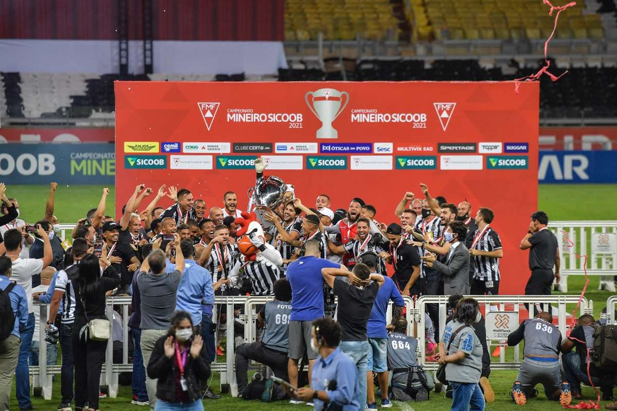 Galo aproveita da vantagem do empate e é campeão Mineiro