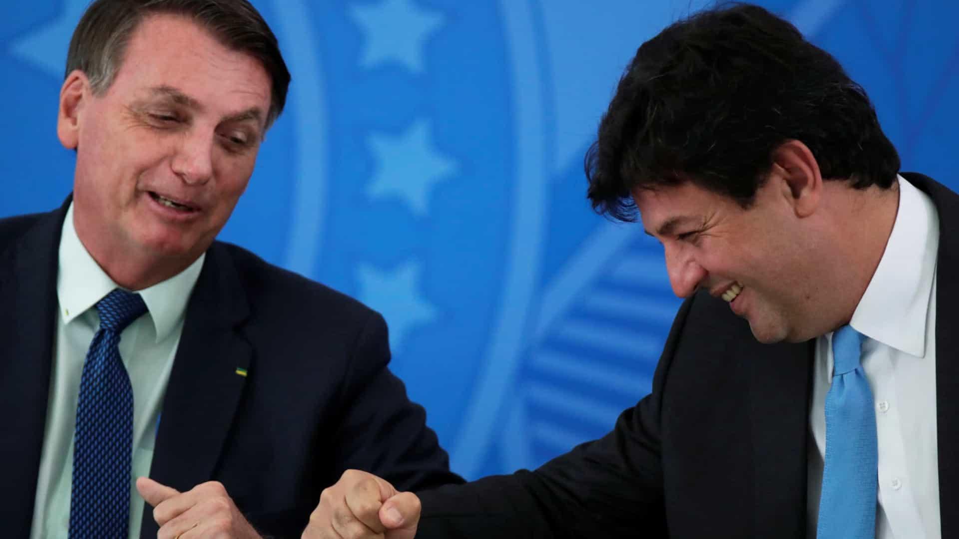 Governo tenta evitar que CPI vire palanque para Mandetta