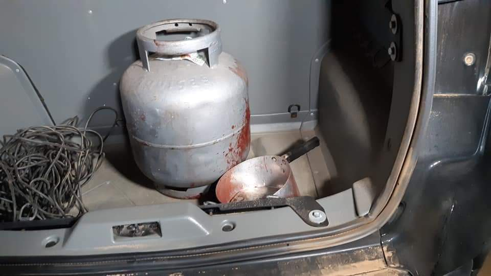 Idoso é assassinado com golpes de botijão de gás em casa