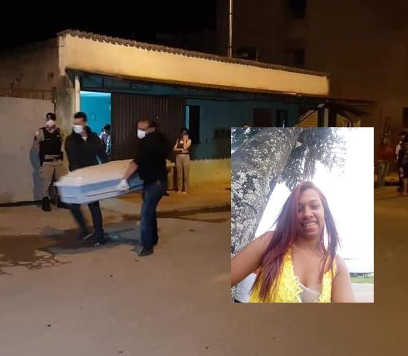 Jovem é morta pelo ex-namorado com tiro na cabeça