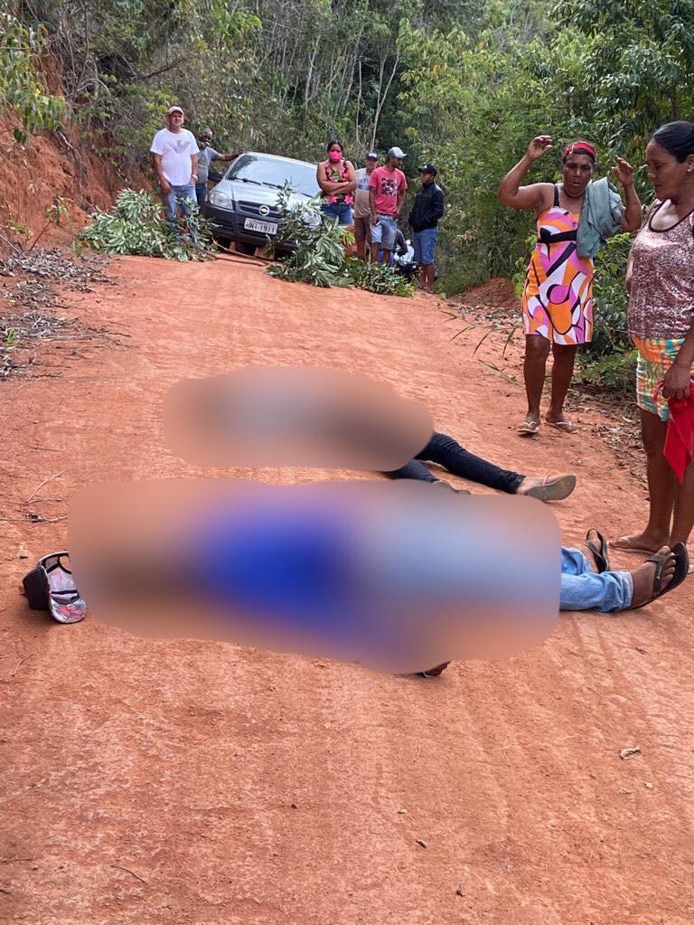 Menina de 13 anos é morta pelo tio; homem se matou após o crime