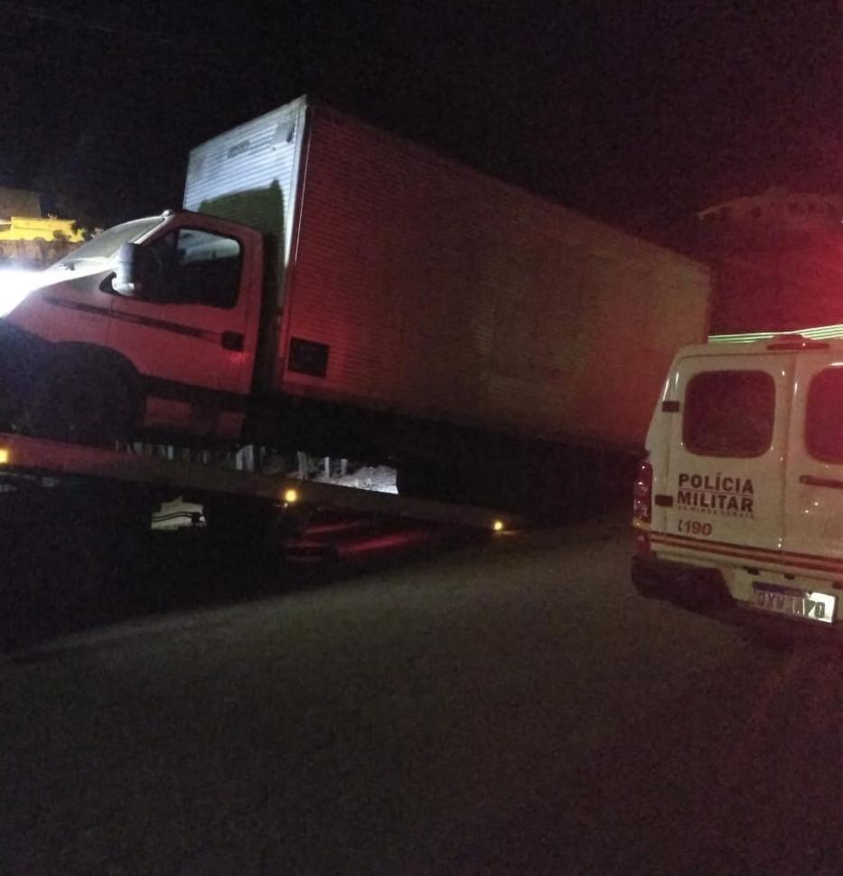 PM recupera veículo produto de roubo no Distrito de Vila Nova