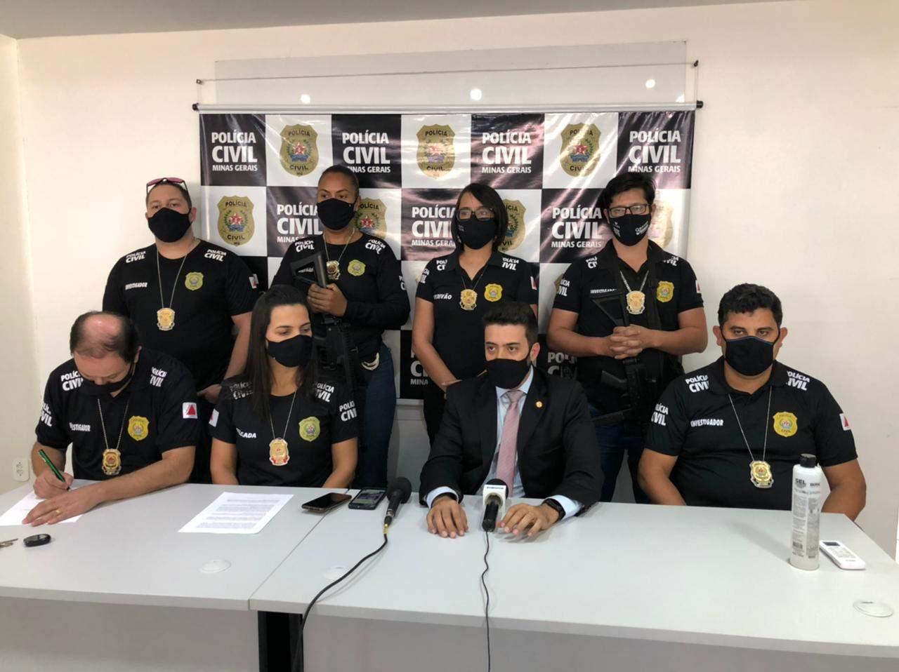 Polícia Civil prende homem que abusou das enteadas durante vários anos em Manhuaçu