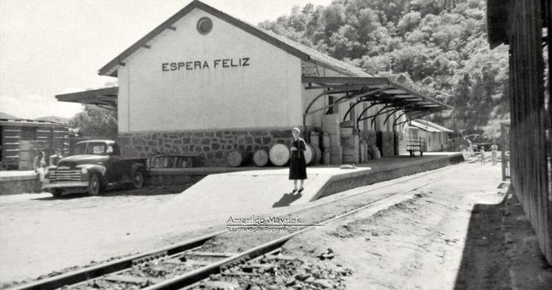Trecho de Espera Feliz e Caparaó pode ser explorado com trem turístico
