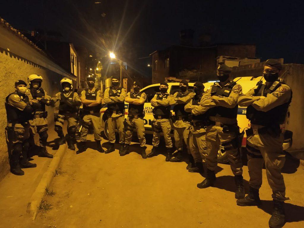 11° BPM – Polícia Militar divulga os resultados da Operação Corpus Christi