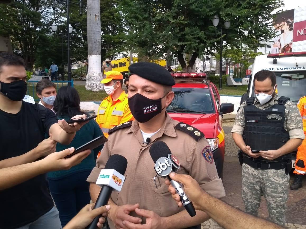 Covid-19: Lançada a campanha de conscientização em Manhuaçu