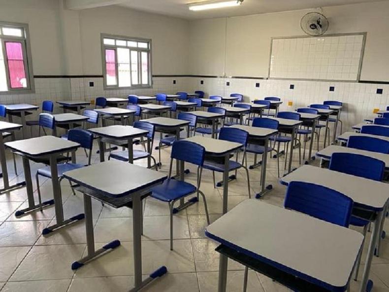 Aulas presenciais nas escolas estaduais de Minas são liberadas pelo TJMG