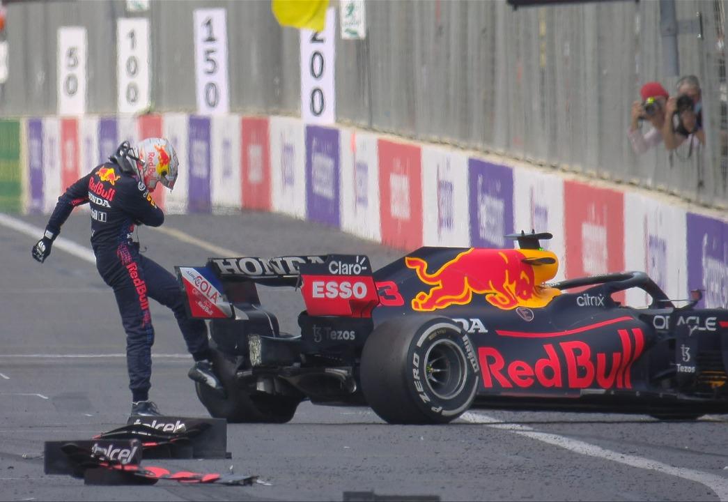 F1: GP do Azerbaijão tem vitória de Pérez, batida de Verstappen e erro de Hamilton