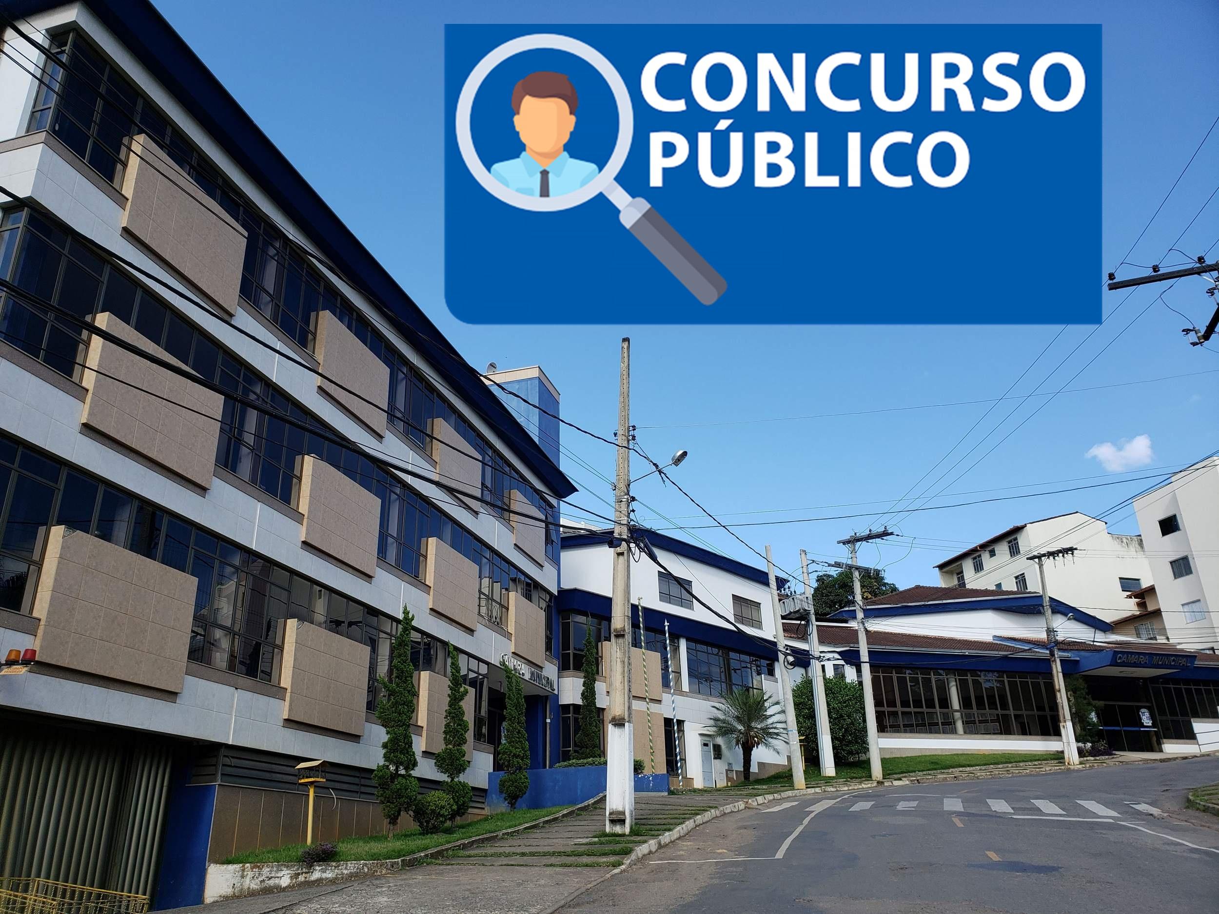 Ministério Público recomenda tratativas para realização do Concurso da Câmara Manhuaçu