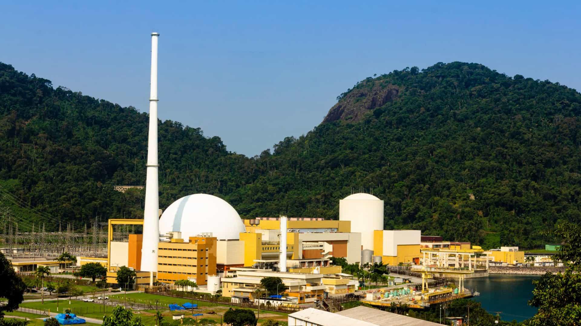 Usina Nuclear Angra 2 faz parada de 48 dias para troca de combustível