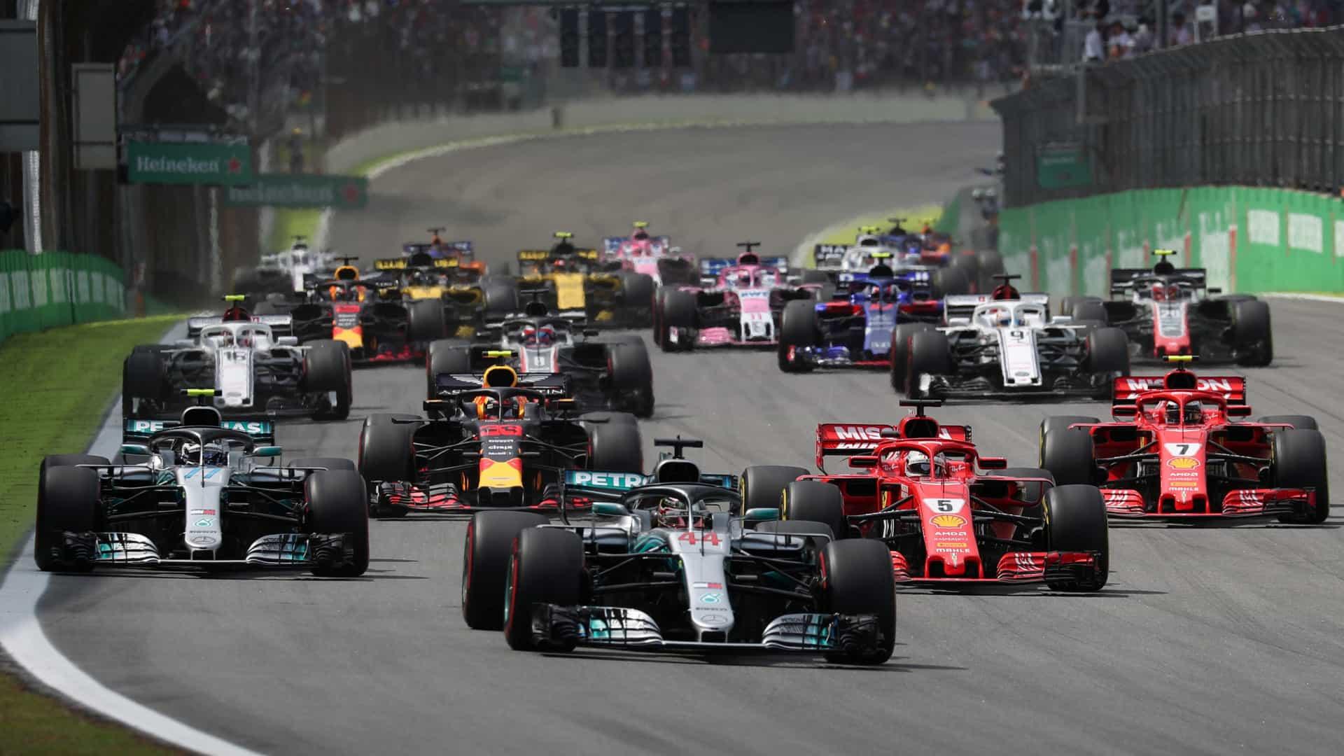 GP do Brasil de Fórmula 1 abre pré-venda de ingressos