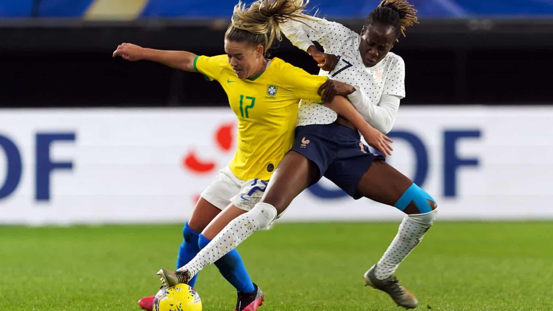 Seleção brasileira feminina bate a Rússia com facilidade em amistoso na Espanha
