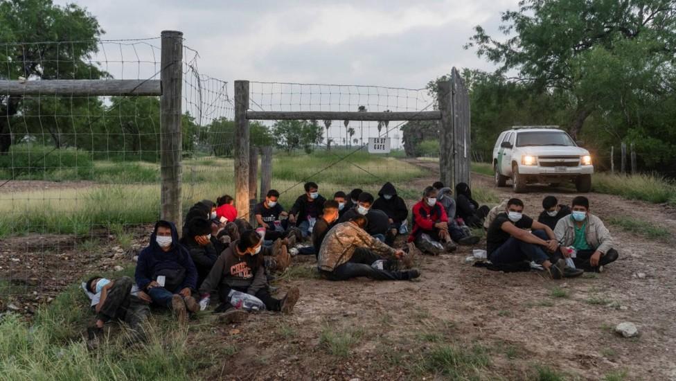 Prisões na fronteira dos EUA com México superam 1 milhão e batem record
